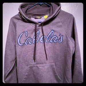 Cabelas women's hoodie